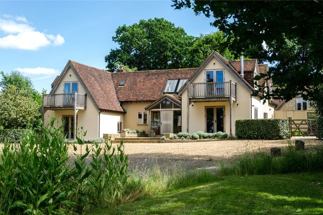 Thumbnail Detached house for sale in Rodbourne, Malmesbury