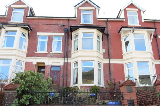 Thumbnail Terraced house for sale in Maindy Crescent, Ton Pentre -, Pentre