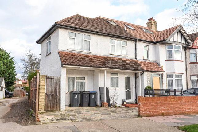 Thumbnail Semi-detached house to rent in Princess Avenue, Surbiton