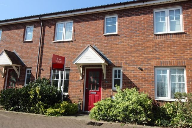 Thumbnail Town house to rent in Dexter Avenue, Grantham