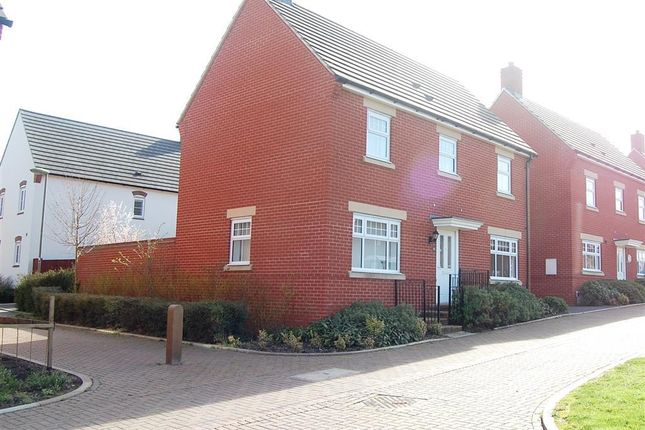 Thumbnail Property to rent in Partridge Close, Didcot