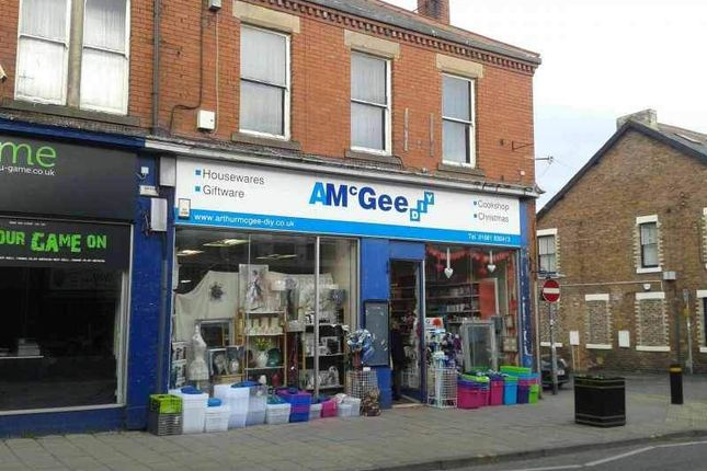 Thumbnail Retail premises to let in Unit 1 10, Front Street, Prudhoe, Northumberland