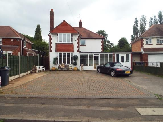 Thumbnail Detached house for sale in Ray Hall Lane, Birmingham, West Midlands