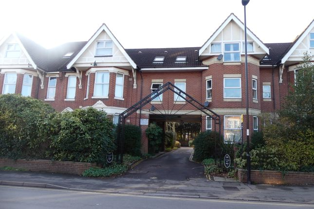 Thumbnail Flat for sale in Hill Lane, Southampton