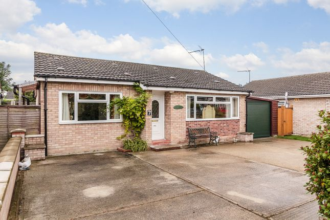 Thumbnail Detached bungalow for sale in St. Johns Way, Feltwell