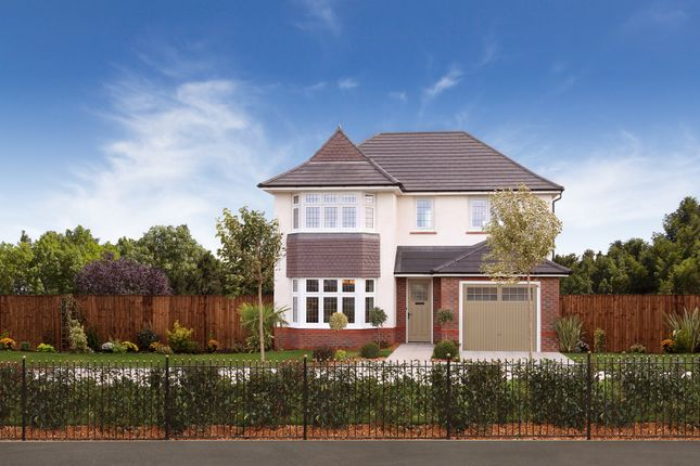 Thumbnail Detached house for sale in Hamilton Gardens, Maidenwell Avenue, Leicester, Leicestershire