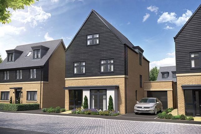 Thumbnail Detached house for sale in Charlton Court, Reading Road, Wantage