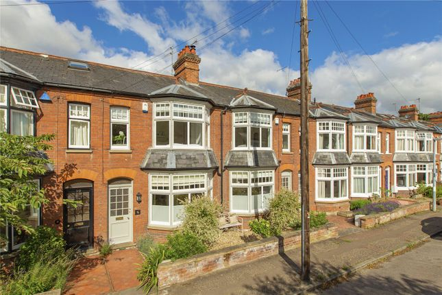 Thumbnail Terraced house for sale in Owlstone Road, Cambridge