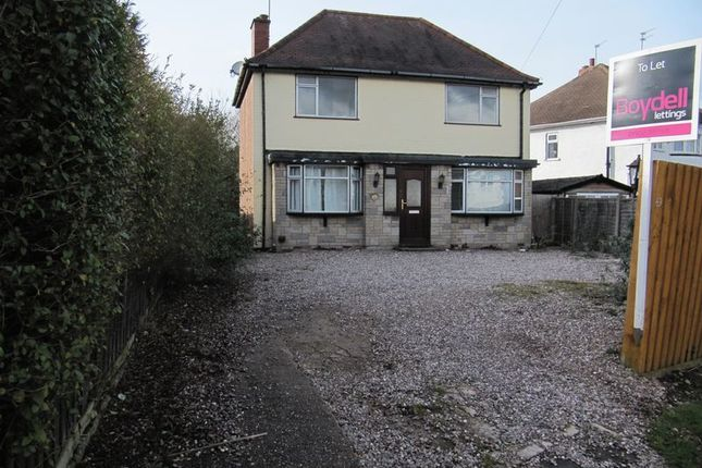 Detached house to rent in Green Lane, Wolverhampton