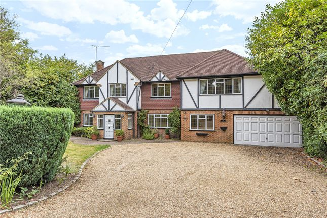 Thumbnail Detached house to rent in Springfield Road, Camberley, Surrey