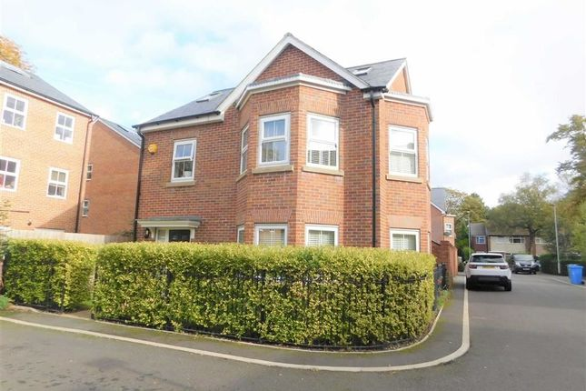Thumbnail Detached house for sale in Besford Close, Manchester