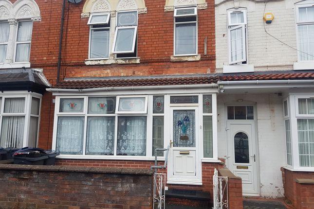 Thumbnail Flat to rent in Oakwood Road, Sparkhill, Birmingham