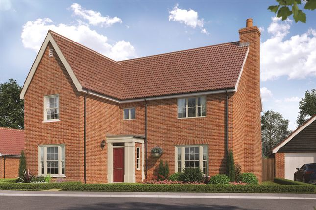4 bed detached house for sale in Lark Grove, Somersham, Ipswich, Suffolk IP8