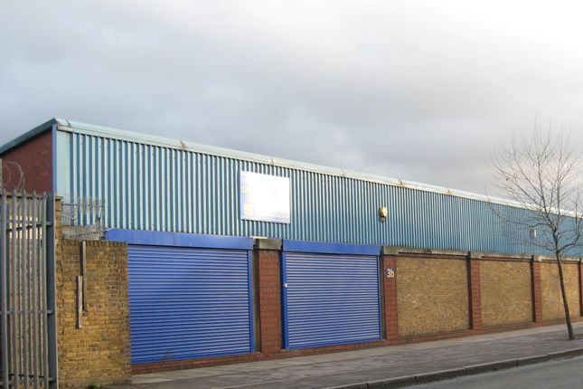 Thumbnail Industrial to let in Ilderton Road, London