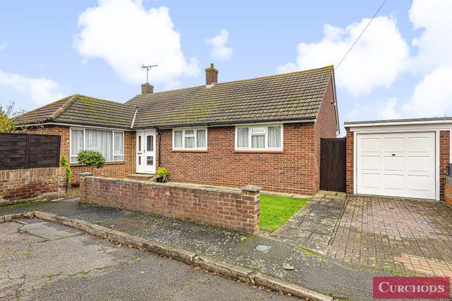 Thumbnail Detached bungalow for sale in Copthorne Close, Shepperton