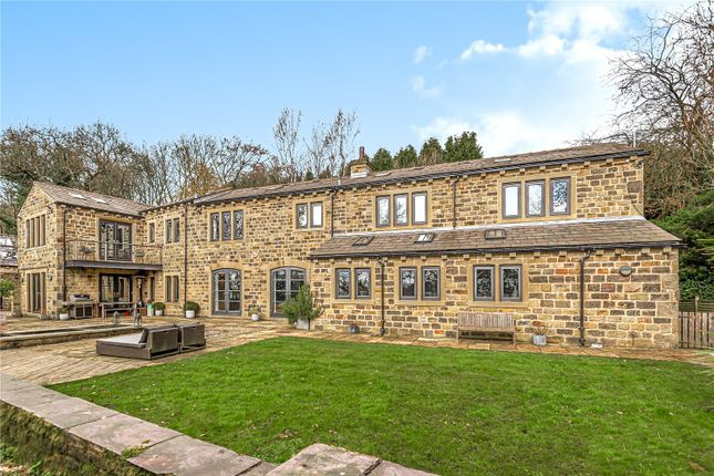 Thumbnail Detached house for sale in Buckstone Grange, Cliffe Drive, Rawdon, Leeds, West Yorkshire