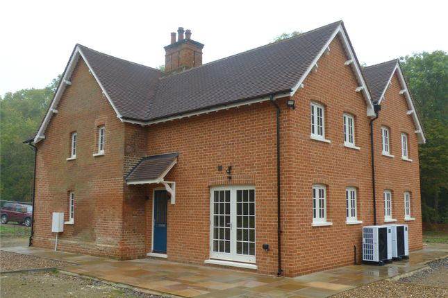 Thumbnail Semi-detached house to rent in School Lane, Bricket Wood, St. Albans, Hertfordshire