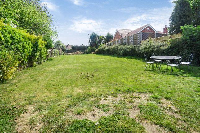 Rear Garden of Bowmandale, Barton-Upon-Humber DN18