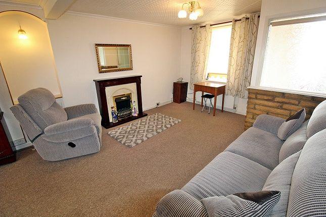 Lounge of York Terrace, Georgetown, Tredegar, Blaenau Gwent. NP22