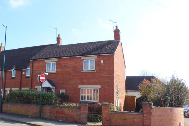 3 bed end terrace house for sale in Talbot Court, Wellesbourne, Warwick