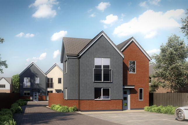 Thumbnail Detached house for sale in Ridgemere Close, Yardley, Birmingham