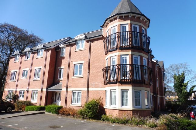 Thumbnail Flat for sale in Collingtree Court, Solihull