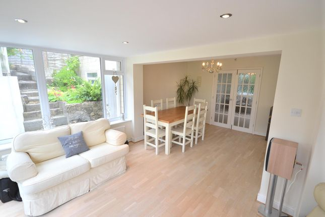 Thumbnail Detached house to rent in Leighton Road, Bath