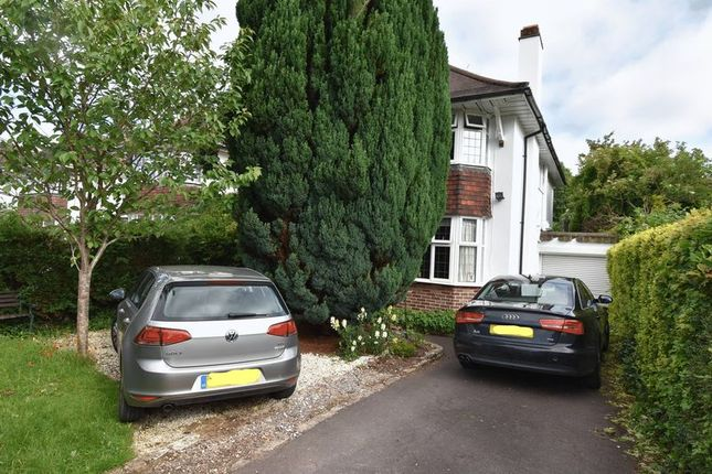 Thumbnail Semi-detached house for sale in Mangotsfield Road, Mangotsfield, Bristol