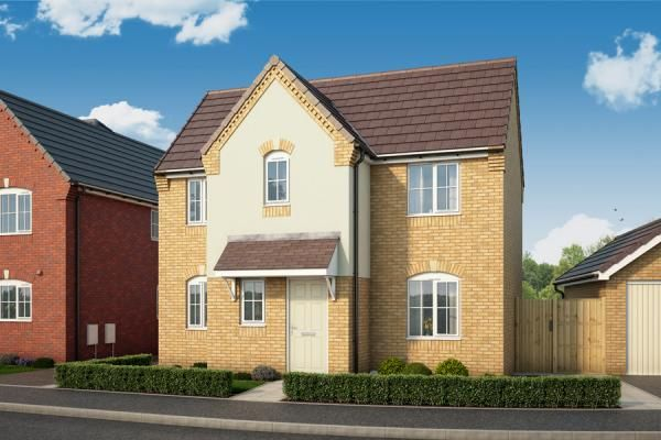 "Thumbnail Property for sale in ""The Blackthorne At Porthouse Rise, Bromyard, ..."" at Porthouse Rise, Bromyard"