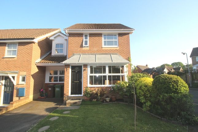 Thumbnail End terrace house for sale in Glessing Road, Stone Cross, Pevensey