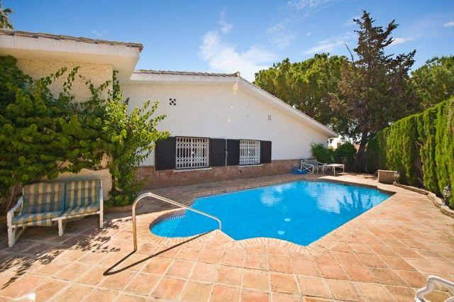 Villa And Pool of Spain, Málaga, Benalmádena, Benalmádena Costa