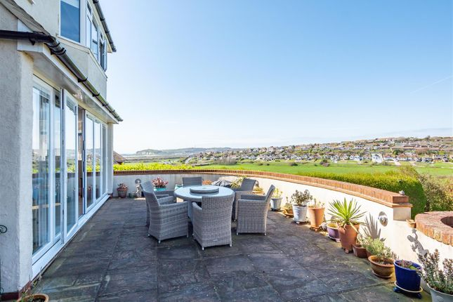 Patio Terrace of Hill Rise, Seaford BN25