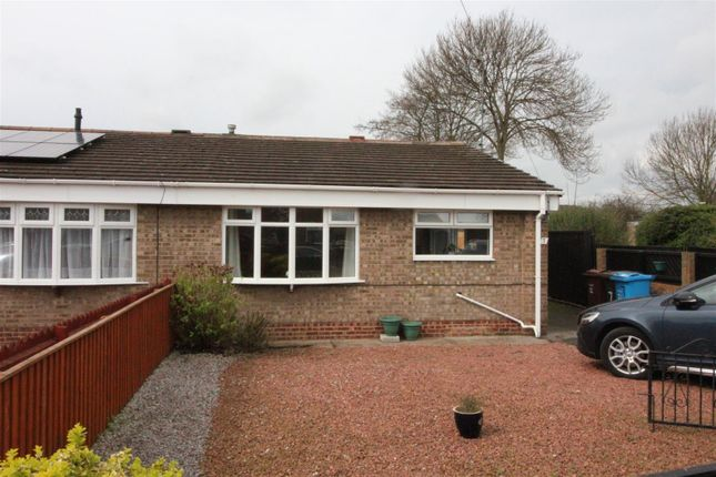 Thumbnail Semi-detached bungalow to rent in Alloa Close, Hull