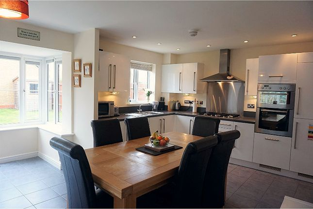 Thumbnail Detached house for sale in Lily Walk, Sittingbourne