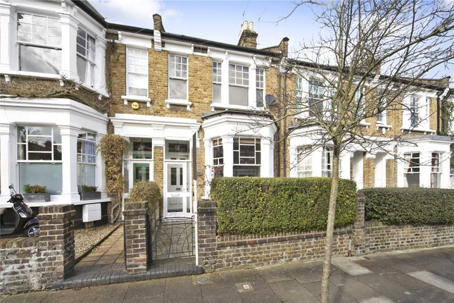Thumbnail Terraced house for sale in Radnor Road, London
