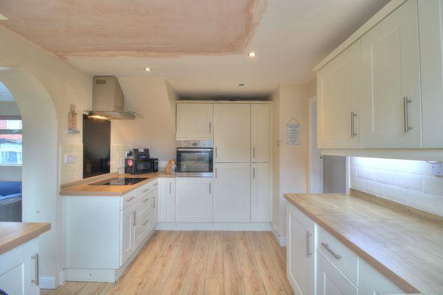 Kitchen of Wyresdale Crescent, Ribbleton, Preston PR2