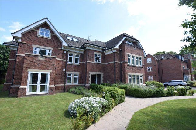 Thumbnail Flat to rent in Wood Moor Court, Sandmoor Avenue, Alwoodley, Leeds