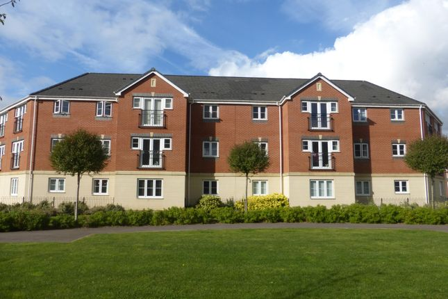 2 bed flat to rent in Panama Circle, Derby DE24