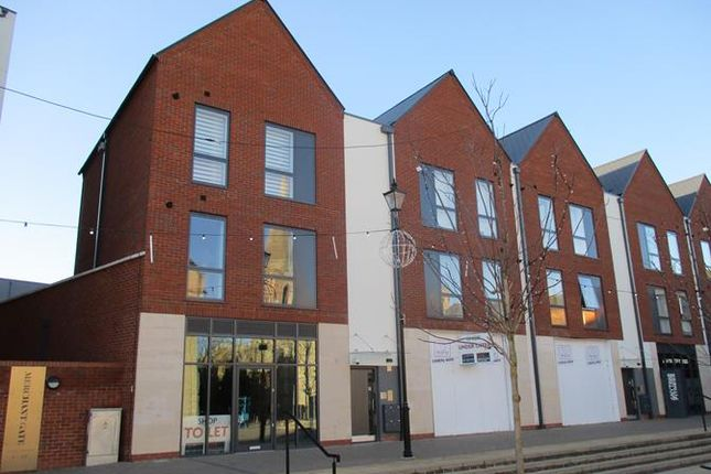 Thumbnail Restaurant/cafe to let in Unit 2c Merchant Place Riverside Square, Bedford