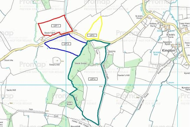 Thumbnail Land for sale in Land At Littleton-Upon-Severn, Bristol, Gloucestershire