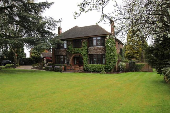 Thumbnail Detached house for sale in Chain Lane, Littleover, Derby