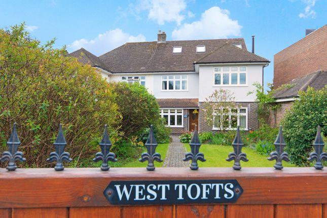 Thumbnail Semi-detached house for sale in Upper Brighton Road, Surbiton
