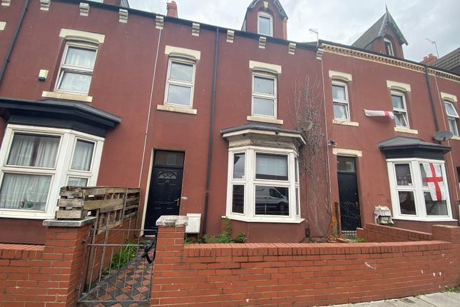 Thumbnail Terraced house for sale in 19 York Road, Hartlepool, Cleveland
