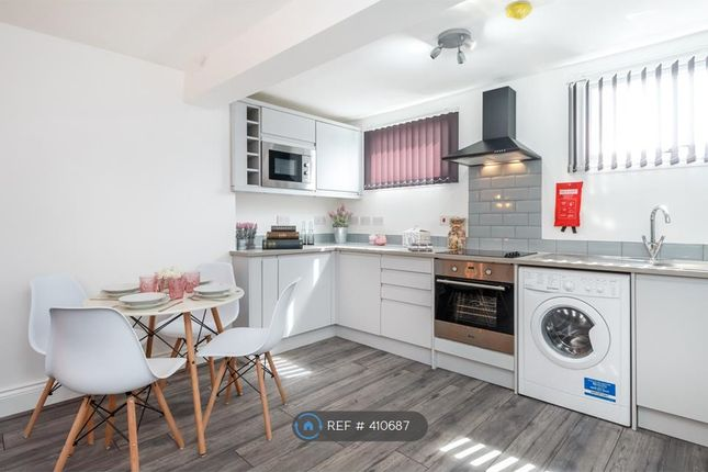 Thumbnail Flat to rent in Hampstead Road, Liverpool