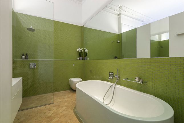 Bathroom of Warrington Crescent, Little Venice, London W9