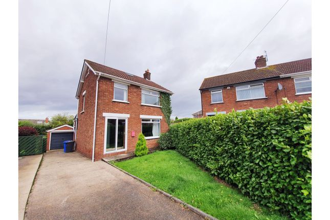 Thumbnail Detached house for sale in Helgor Park, Belfast