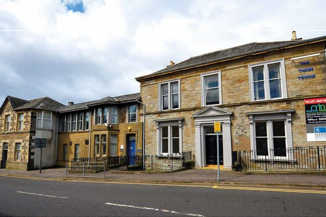 Thumbnail Office to let in 10-14 Nineyard Street, Saltcoats