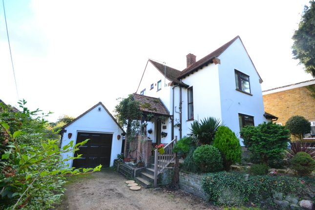 Thumbnail Detached house for sale in Row Town, Addlestone, Surrey