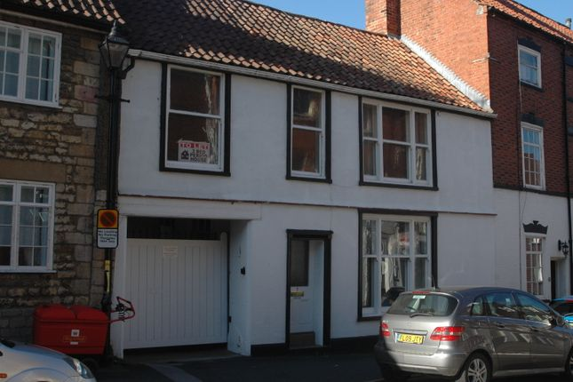 Thumbnail Terraced house to rent in 7 Swinegate, Grantham