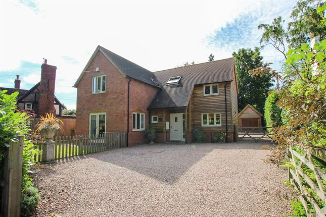 Thumbnail Detached house for sale in Church End, Hanley Castle, Worcester